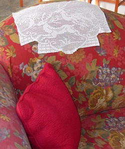 Antimacassar Doily
